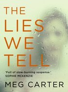 The Lies We Tell new cover