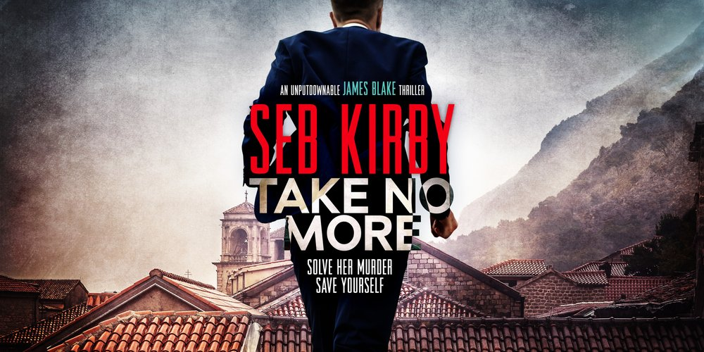 Seb Kirby Take No more graphic