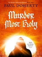 Cover of Murder Most Holy