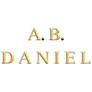 A portrait of A.B. Daniel
