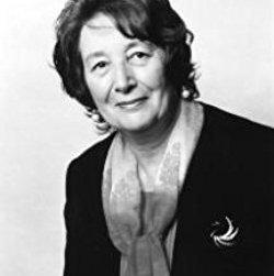 A portrait of Ann Granger