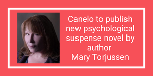 Mary Torjussen publishing announcement
