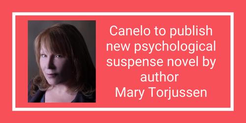 Mary Torjussen publishing announcement