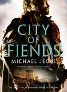 Cover of City of Fiends