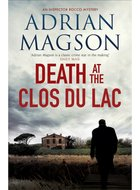 Cover of Death at the Clos du Lac