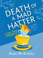Cover of Death of a Mad Hatter