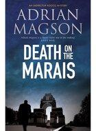Cover of Death on the Marais