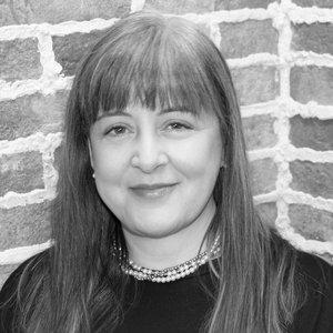 A portrait of Debra May Macleod