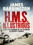 Cover of H.M.S. Illustrious
