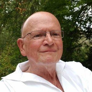 A portrait of John Trenhaile