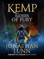 Cover of Kemp: Riders of Fury