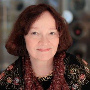 A portrait of Mary Jo Putney