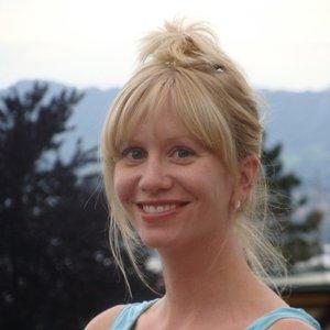 A portrait of Megan McDowell