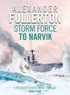 Cover of Storm Force to Narvik