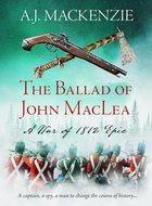 Cover of The Ballad of John MacLea