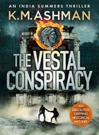 Cover of The Vestal Conspiracy
